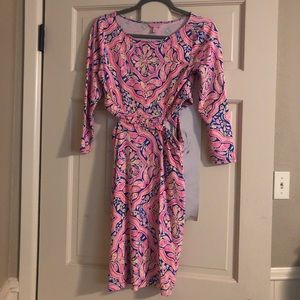 Lily Pulitzer Pippa cutout dress
